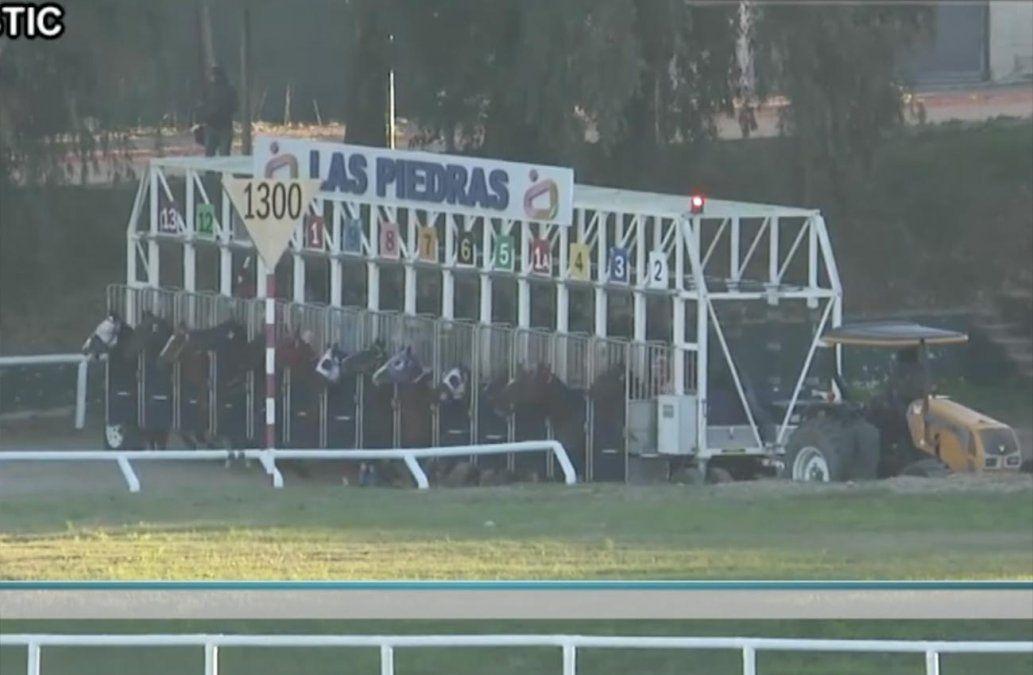 Las Piedras, el Jockey Club de Melo y Maroñas serán los escenarios con actividad hípica.