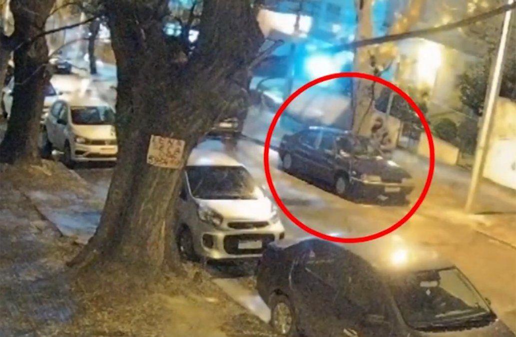 Tres personas detenidas tras quedar registradas en las cámaras en un intento de robo