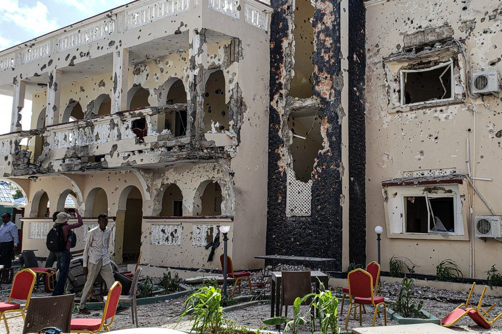 Varios muertos y heridos por un ataque terrorista en Somalia