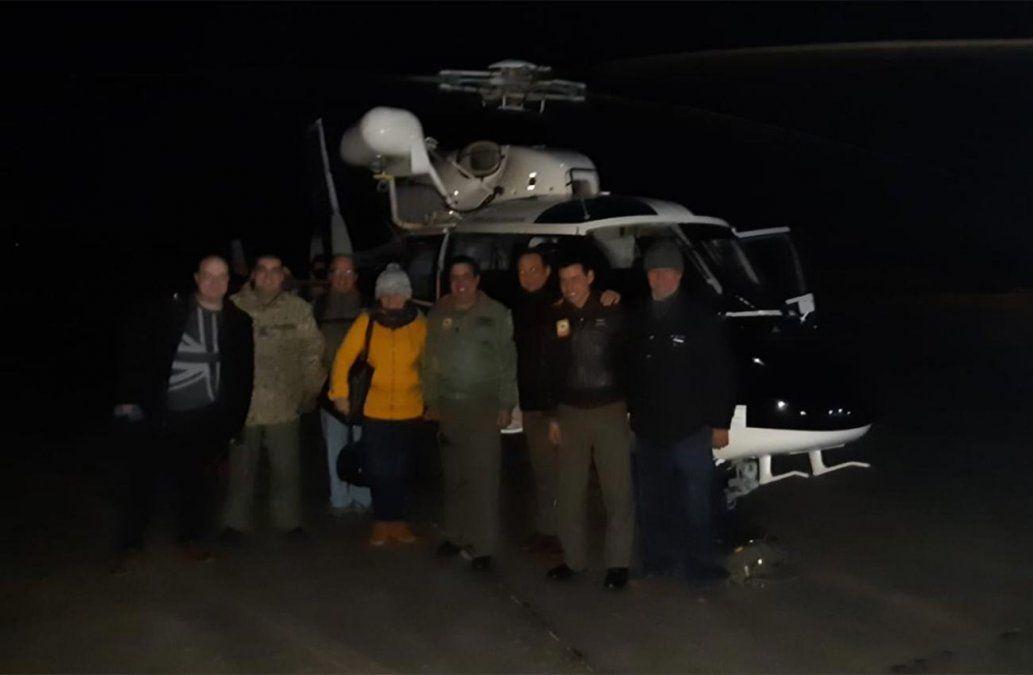 Equipo quirúrgico del Hospital Maciel voló a Tacuarembó para operar a un paciente