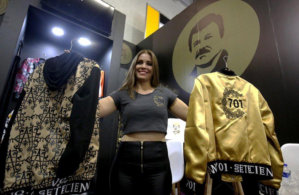 Mientras el Chapo Guzmán es sentenciado a cadena perpetua, su hija lanza exclusiva tienda de ropa