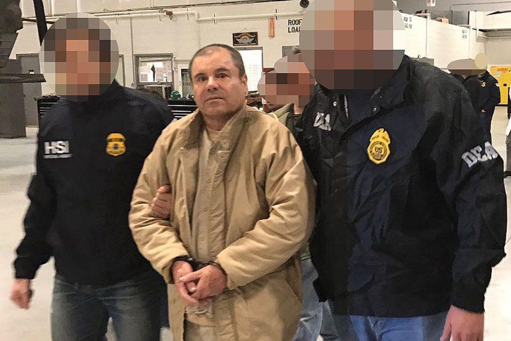 Cadena perpetua para Chapo Guzmán: pasará el resto de su vida en un penal de máxima seguridad