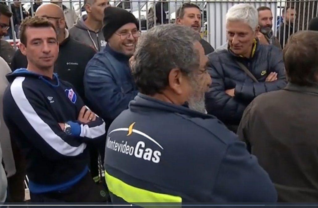 Tras la ida de Petrobrás, 200 trabajadores retoman servicios de gas este viernes