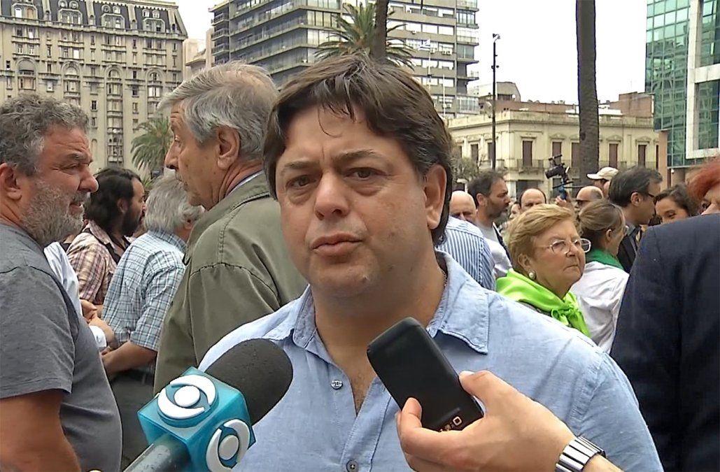 Daniel Peña será el vice de Edgardo Novick en la fórmula del Partido de la Gente