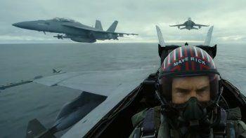 Tom Cruise presentó el trailer de