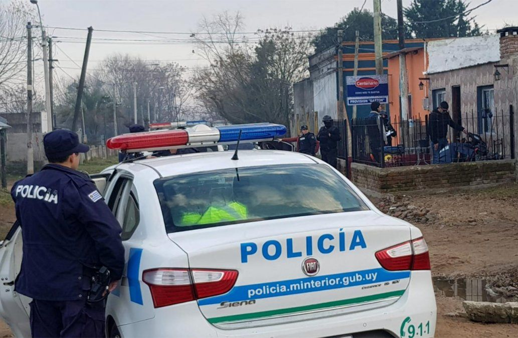 Cinco detenidos en varios allanamientos simultáneos durante operativo antidrogas