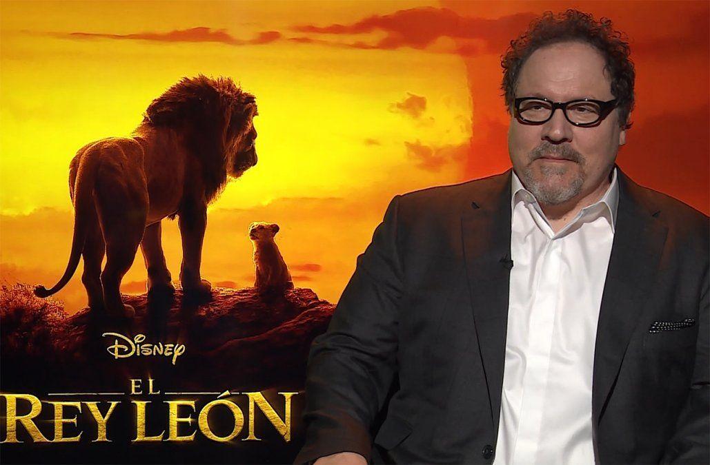 Estreno mundial de El rey león, una historia en acción real