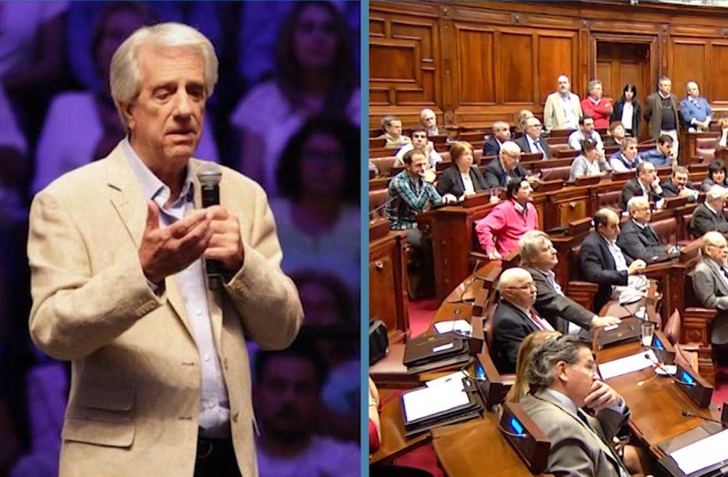 Tabaré Vázquez: el próximo gobierno puede tener mayoría con 45% por atomización del sistema de partidos
