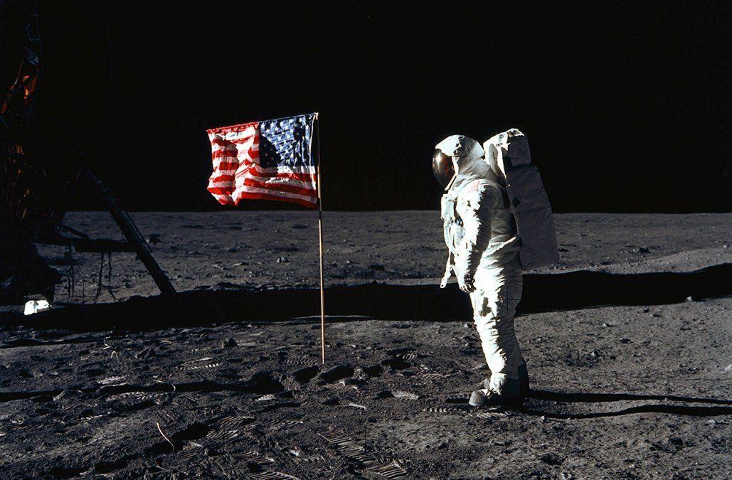 Se cumplen este sábado 50 años de la llegada a la Luna