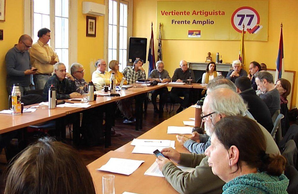 Vertiente Artiguista tendrá reuniones con MPP, Socialistas y 1001 por listas para octubre