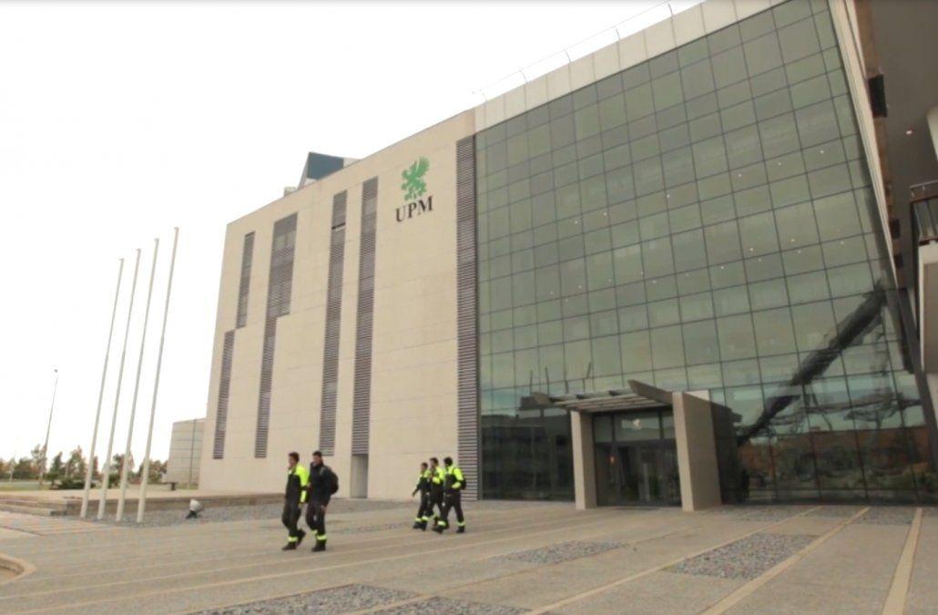 UPM confirma la construcción de una nueva planta de celulosa en Durazno