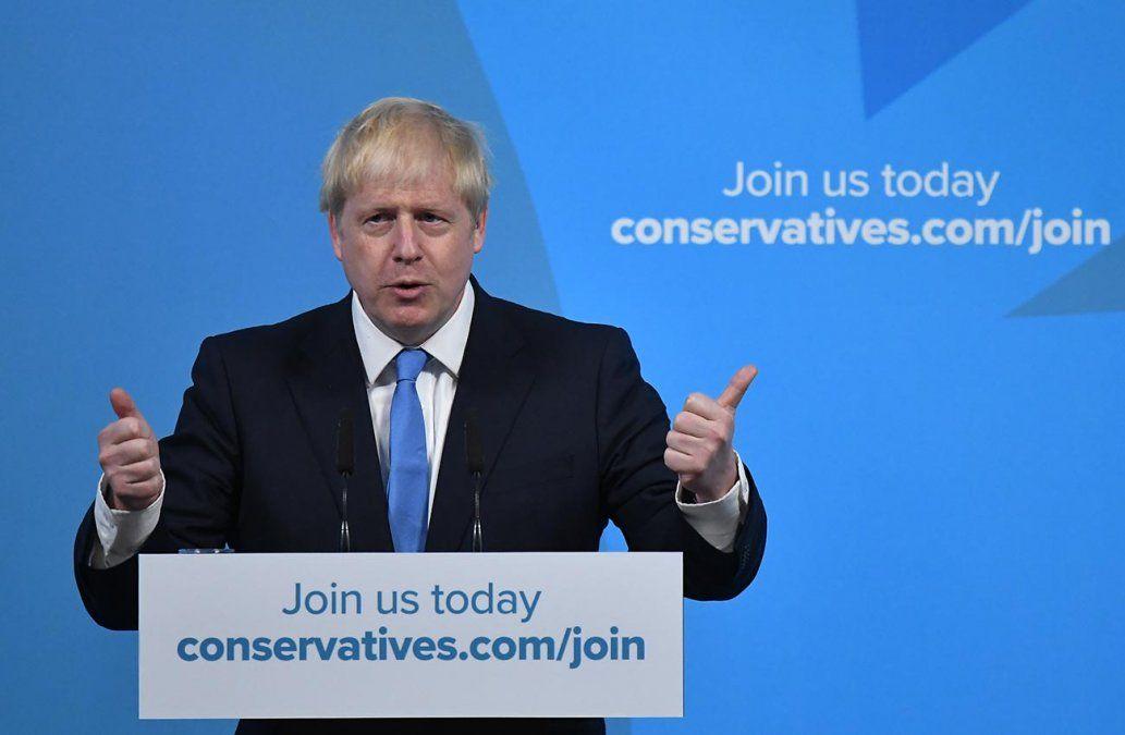 Boris Johnson será el próximo primer ministro británico