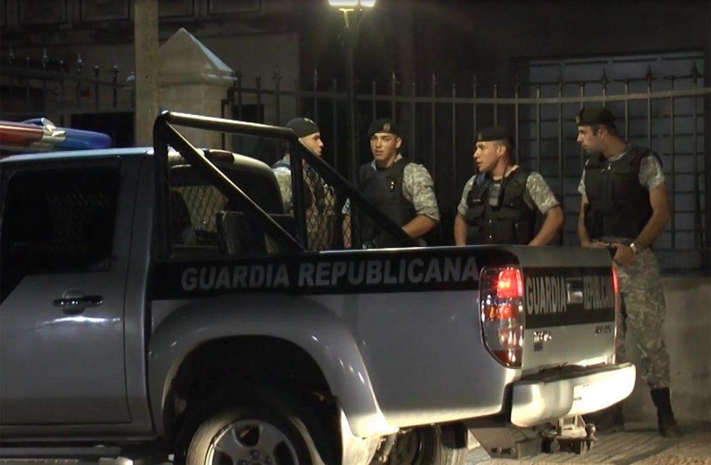 Guardia Republicana instaló una base regional en Salto con un helicóptero