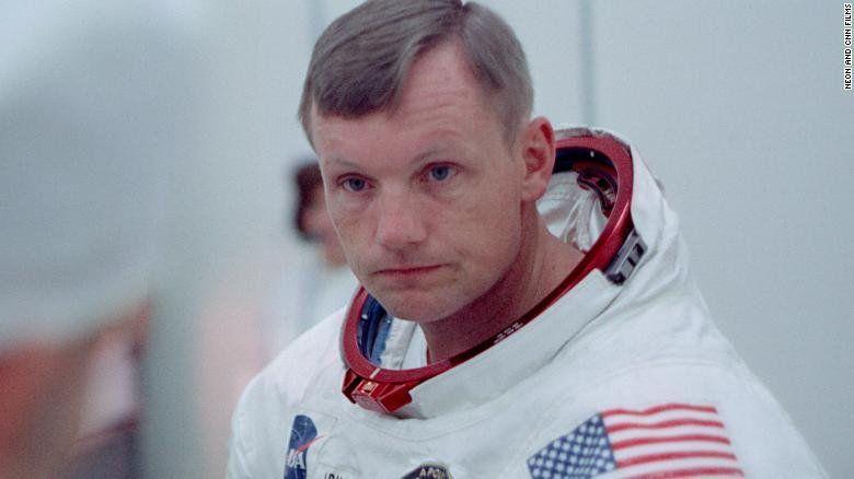 Neil Armstrong en su época de esplendor