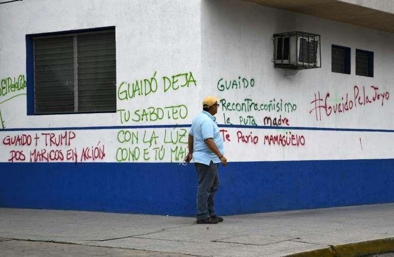 El desencanto gana terreno en Venezuela tras seis meses de proclamación de Guaidó
