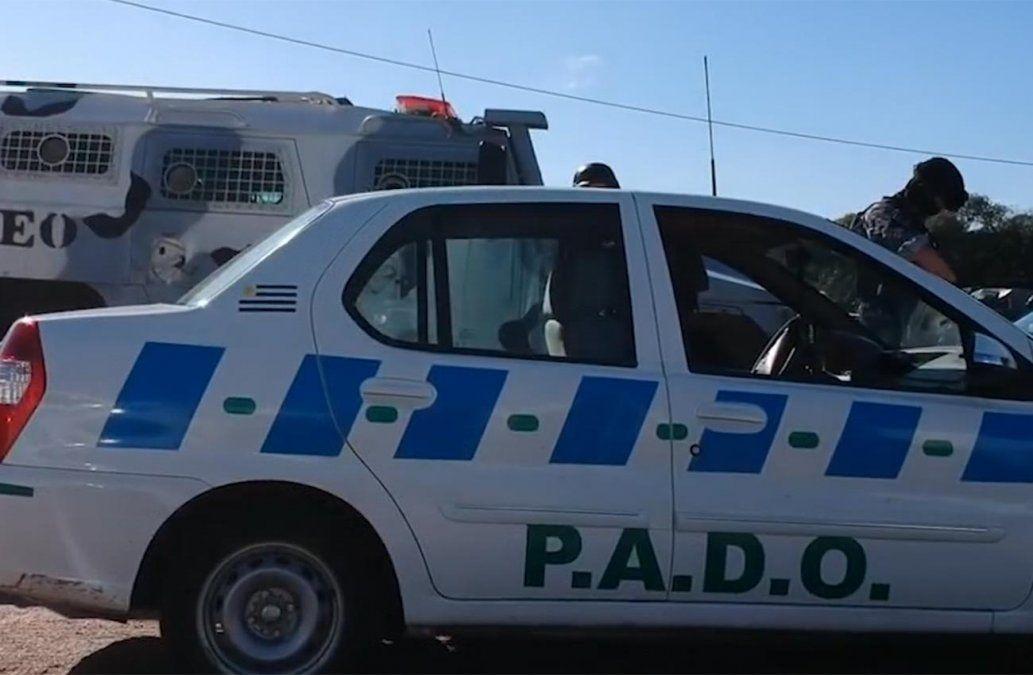Ocho allanamientos en Paso de la Arena para desarticular bandas criminales