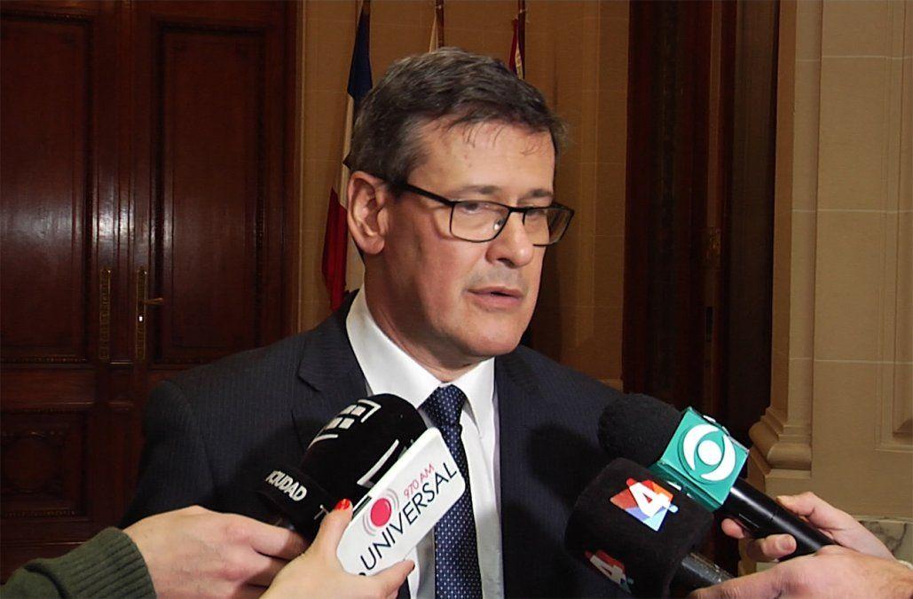 Fiscal general calificó de mafioso el asesinato de empresario narco en Paysandú