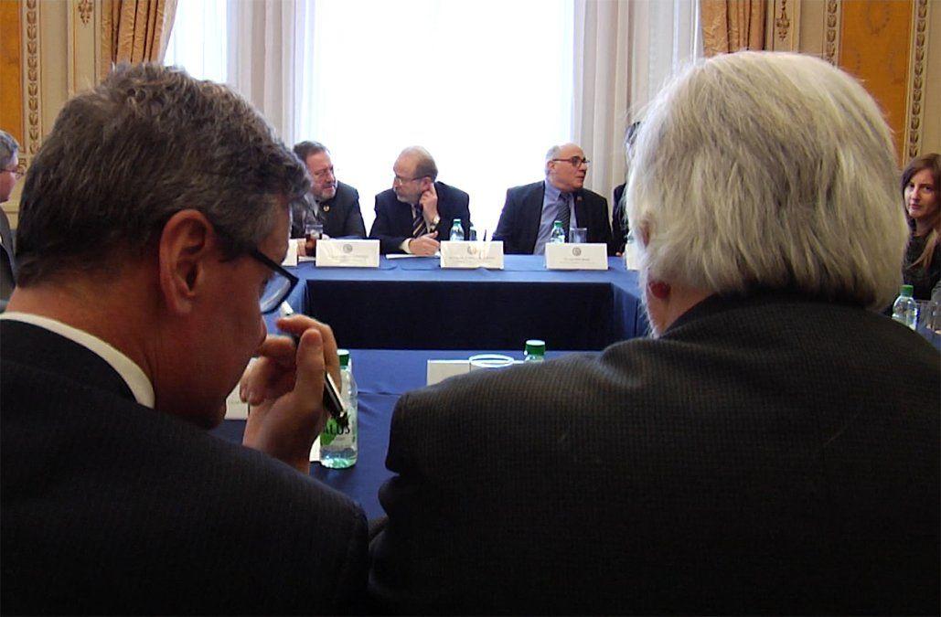 Suprema Corte recibió lista de más de 10.000 escuchas realizadas con El Guardián