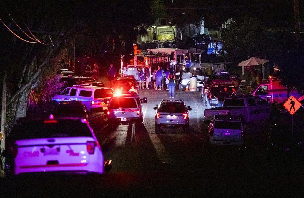 Un tiroteo en una feria gastronómica en California deja al menos cuatro muertos