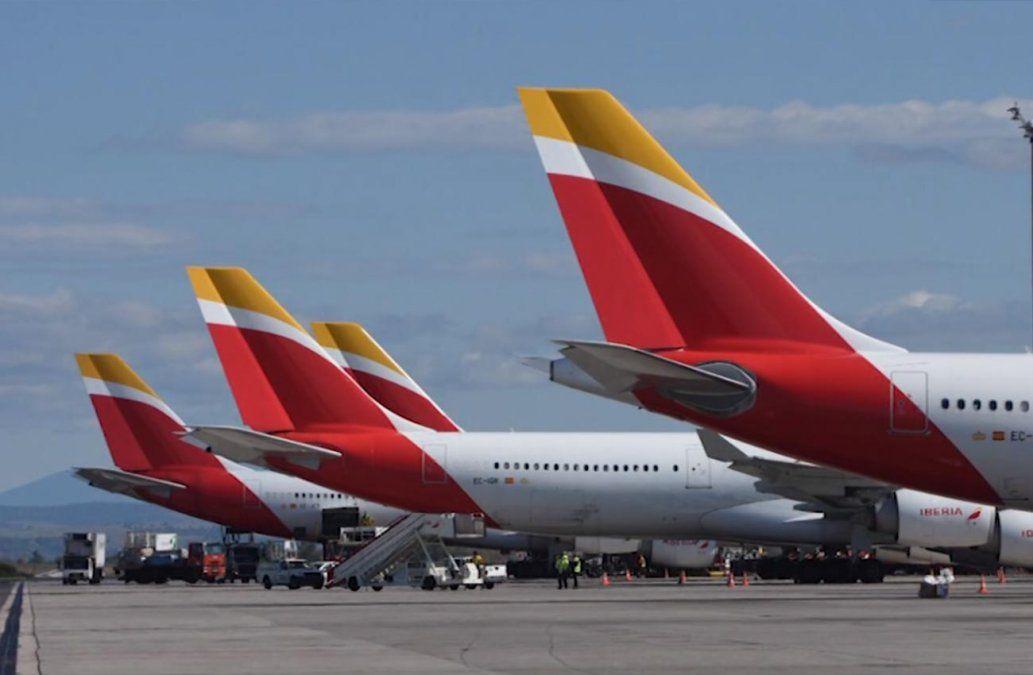 Iberia anunció vuelos diarios entre Uruguay y Madrid
