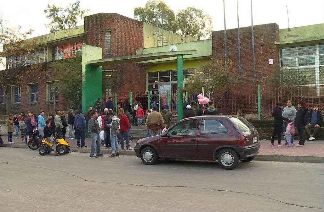 Asaltaron una escuela por tercera vez en 8 días; se llevaron casi todo del comedor
