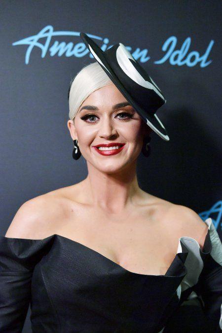 Perry es jurado en el programa American Idol