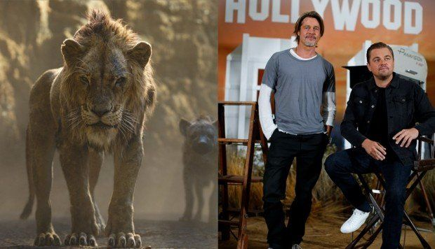 La taquilla de cine en EE.UU: El Rey León se le resiste al último film de Tarantino