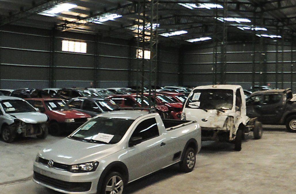 Banco de Seguros rematará este sábado 90 vehículos de su propiedad