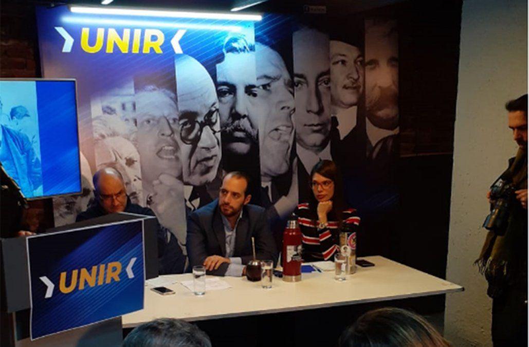 Grupo de Amado aceptó por unanimidad la propuesta electoral de Daniel Martínez