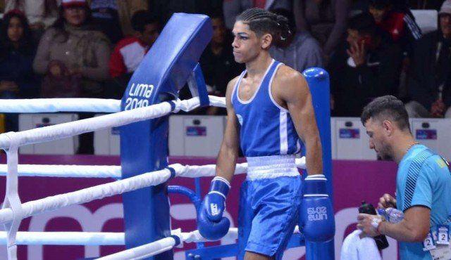 El boxeador Lucas Fernández vuelve con medalla de bronce de Juegos Panamericanos