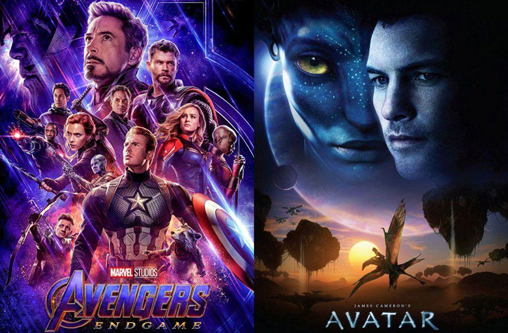 Taquilla mundial: una disputa cabeza a cabeza entre Disney y James Cameron
