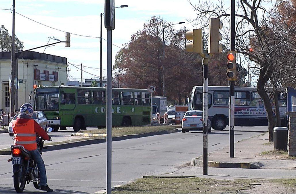 Cambios en la circulación vial en Camino Carrasco