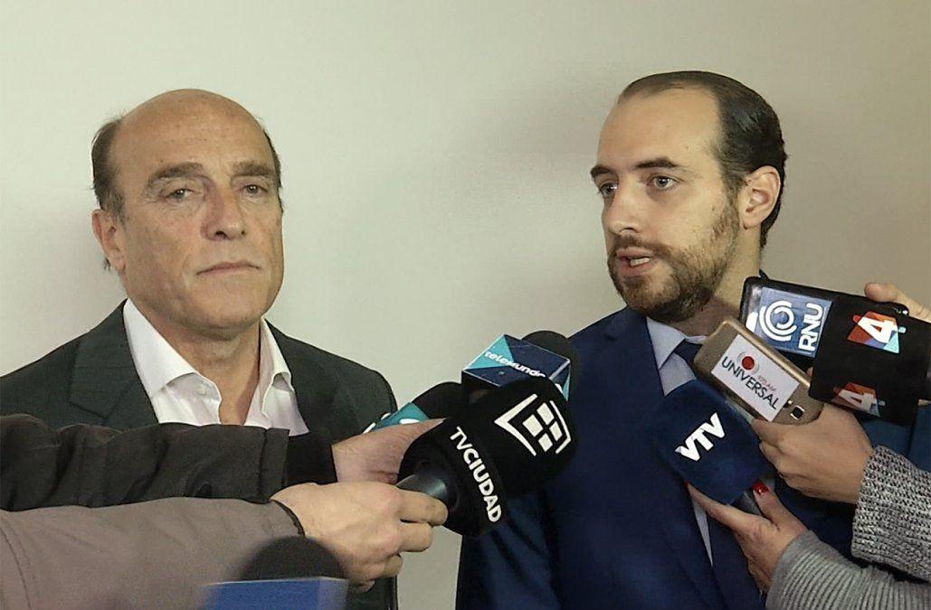 Martínez y Amado presentaron el nuevo espacio progresista de cara a octubre