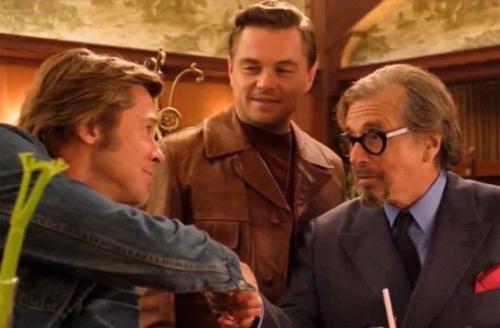 Había una vez en Hollywood, el film más taquillero de Quentin Tarantino