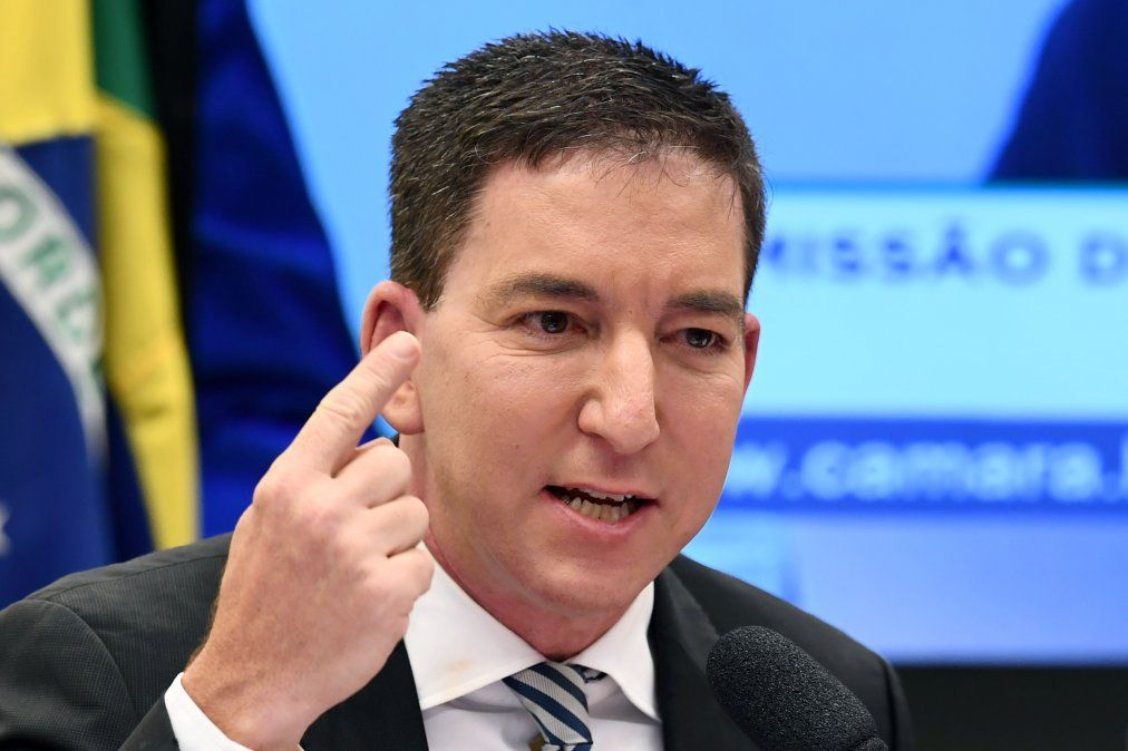 Glenn Greenwald se hizo famoso por la divulgación del Caso Snowden