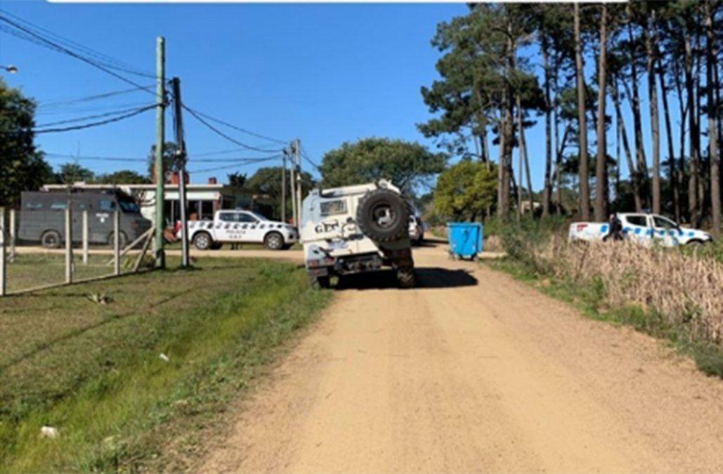 A prisión por delitos de narcotráfico los tres hombres detenidos en Parque del Plata