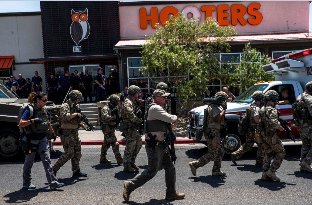 20 muertos y 26 heridos en tiroteo en Texas investigado como posible crimen de odio