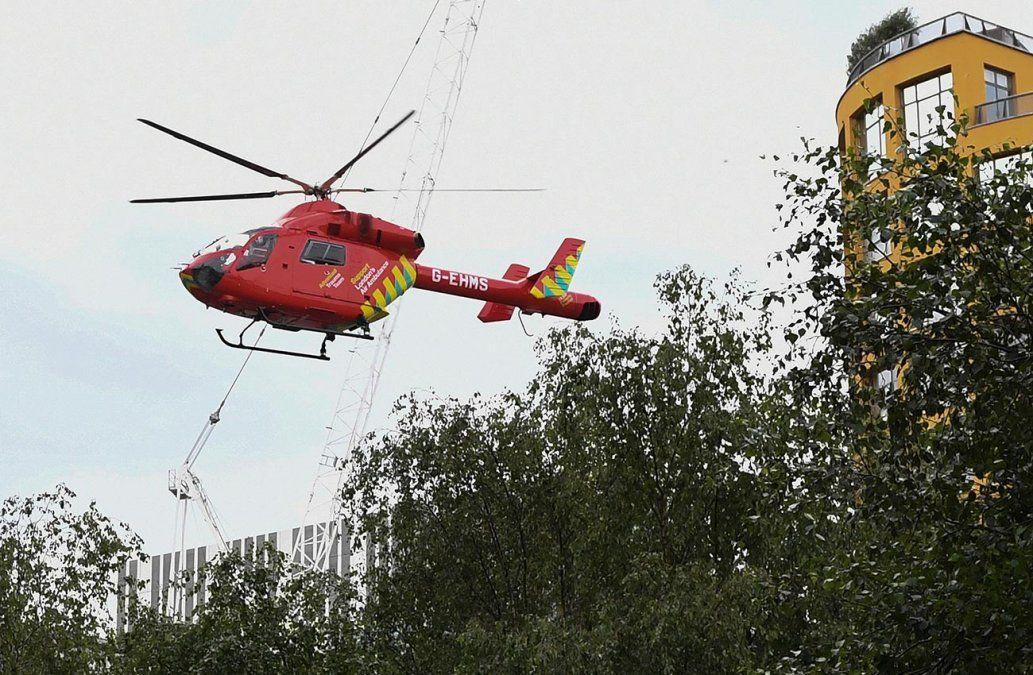 Un adolescente detenido tras lanzar a un niño desde piso 10 del Tate Modern de Londres
