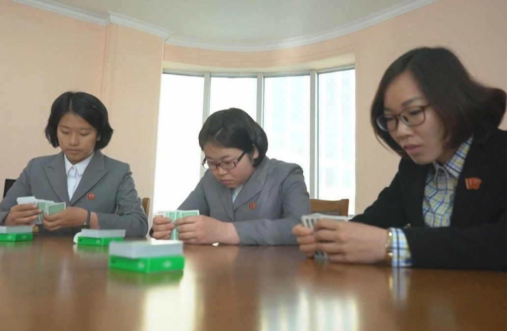 Norcoreanas campeonas: memorizan orden de un mazo de naipes en menos de un minuto