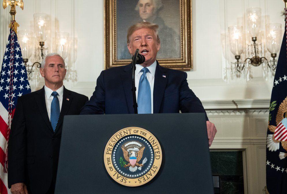 Donald Trump pide pena capital para autores de asesinatos en masa y crímenes de odio