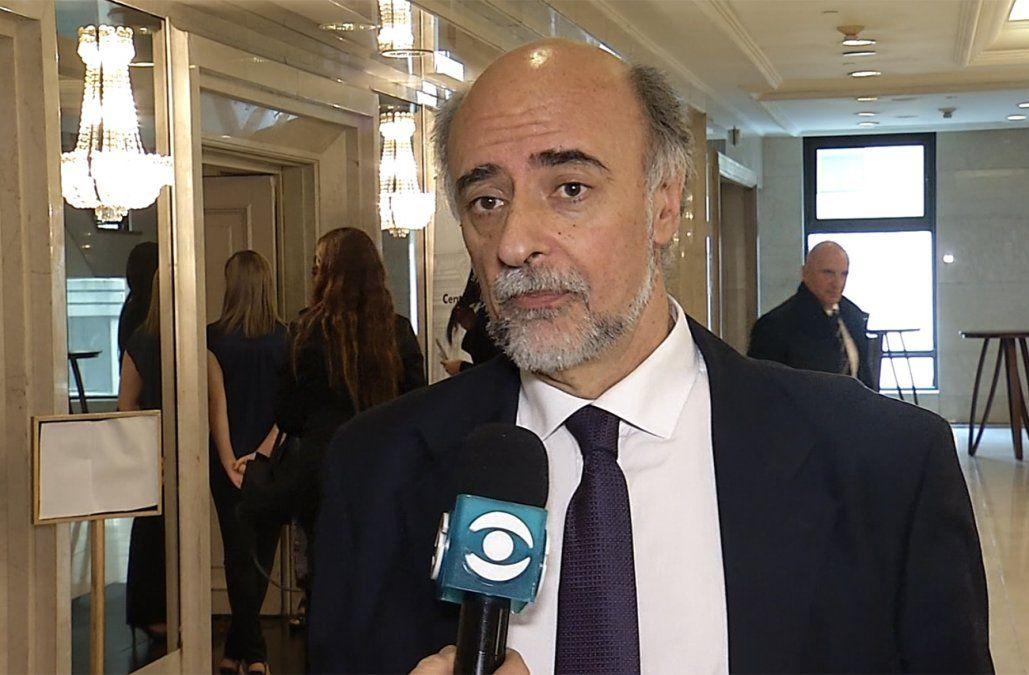 Mieres aceptó propuesta de Martínez para un acuerdo multipartidario sobre Educación