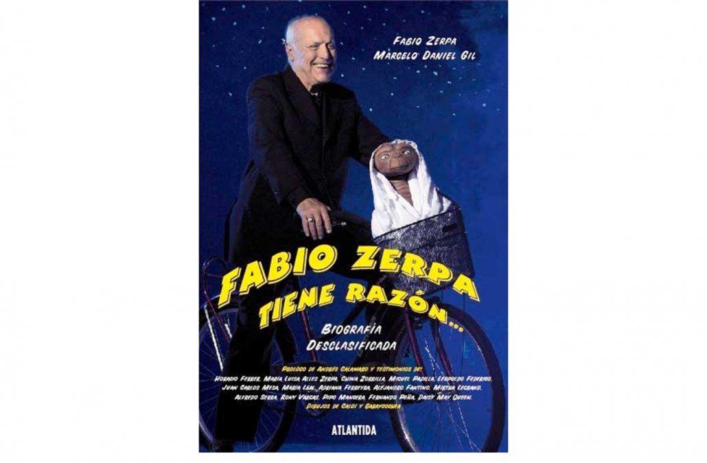 Murió el actor y parapsicólogo uruguayo Fabio Zerpa, un defensor de la vida extraterrestre