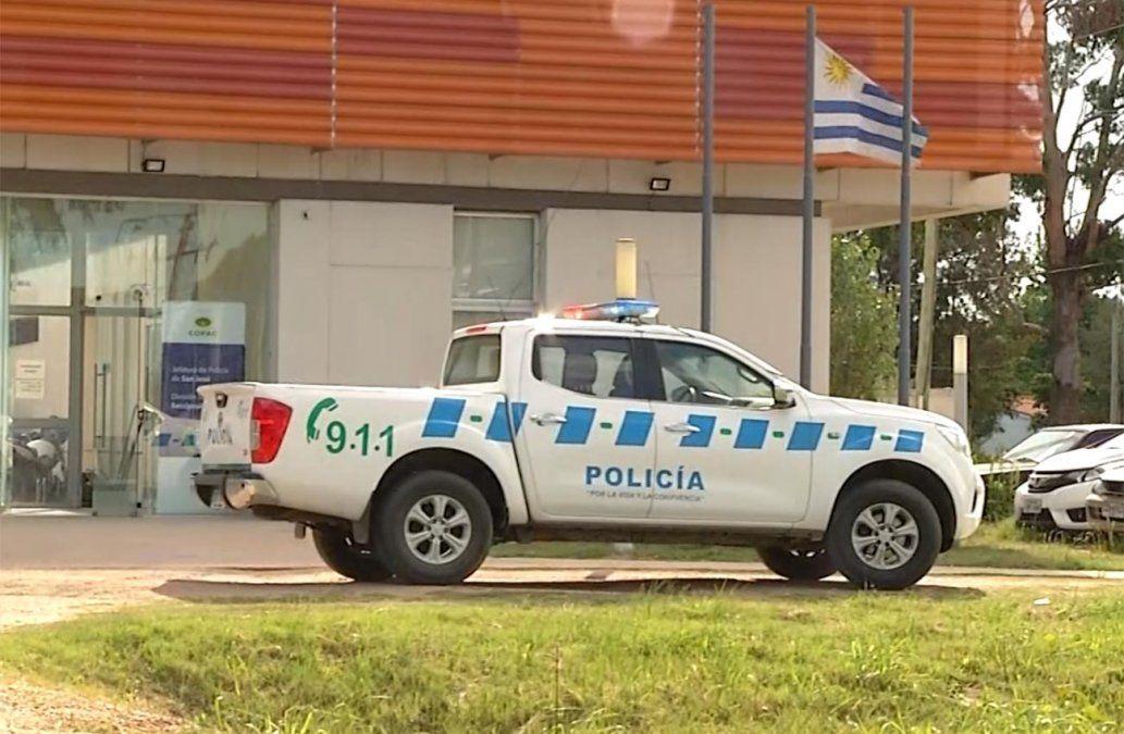 Balacera en boca de droga: dos heridos de bala en Ciudad del Plata