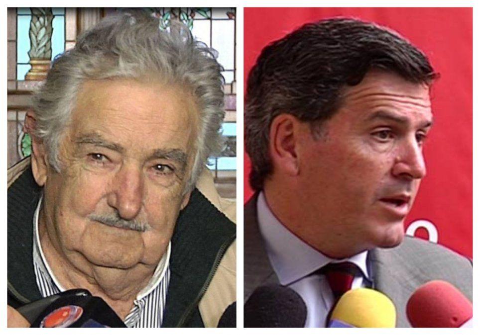 Mujica sobre Pedro Bordaberry: es inteligente, laborioso pero está lleno de odio