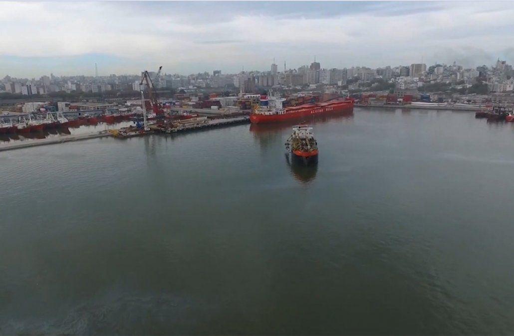 Investigan a los responsables del depósito portuario donde estuvo el contenedor con cocaína