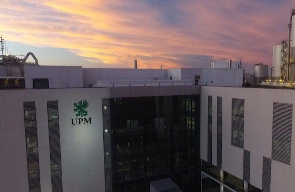 Uruguay mantendrá informado al gobierno argentino sobre instalación de planta de UPM