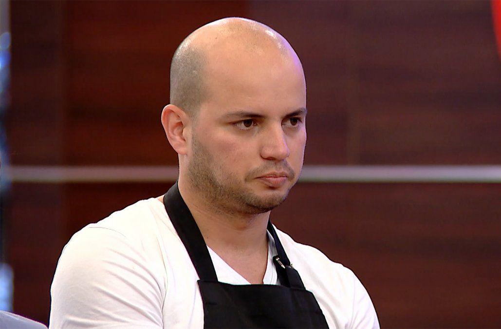 Se le acabó el sueño a Edney en MasterChef; quedan 9 cocineros