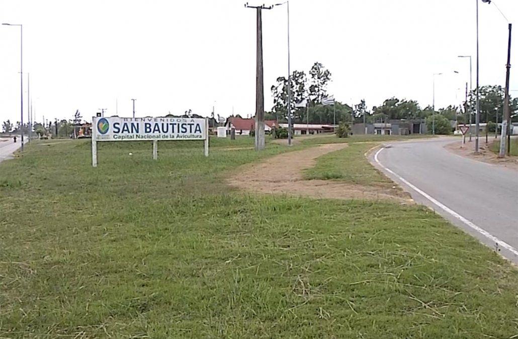Encuentran restos humanos cerca de la vía del tren en San Bautista