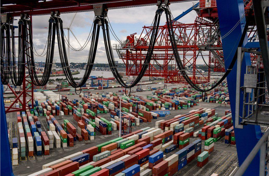 Cancillería niega que Alemania revise todos los contenedores uruguayos y cobre por cada uno