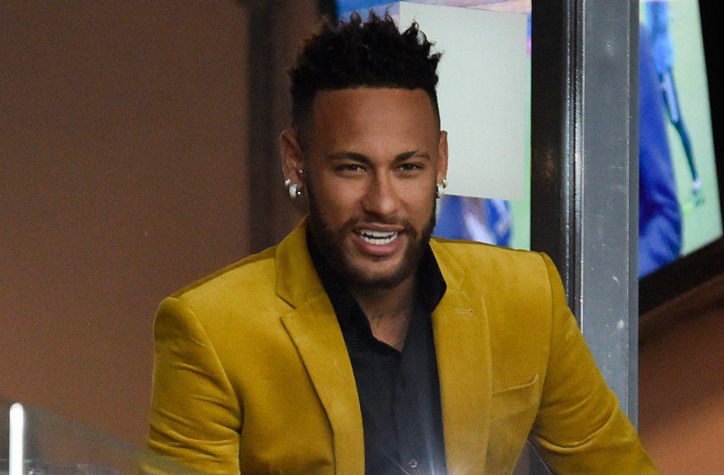 Fiscalía de Sao Paulo archivó el caso de Neymar por la supuesta violación de una joven
